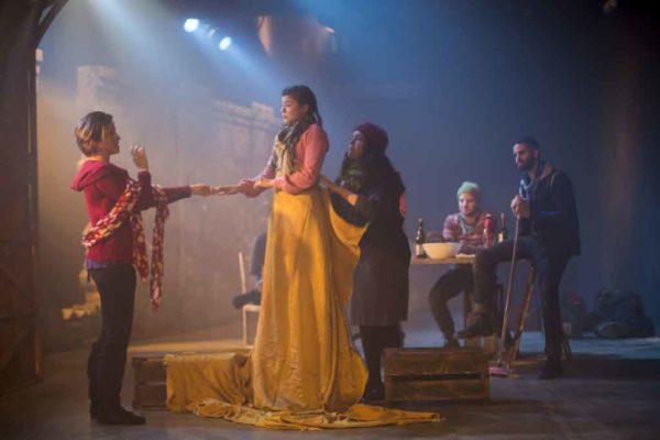 Adaptação de 'Romeu e Julieta' estreia hoje no Sesc Santo Amaro